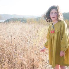 Camelia Blouse & Dress - Girl 3/12 - PDF Sewing Pattern – Ikatee