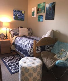 Fuck Yeah, Cool Dorm Rooms — University of Tennessee at Martin, Village 2