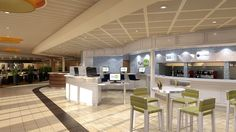 Shake Spot and JavaBlue Cafe Rendering, Carnival Sunshine – Building Excitement: Carnival Cruise Lines Goes All In | Popular Cruising (Image Copyright © Carnival Cruise Lines)