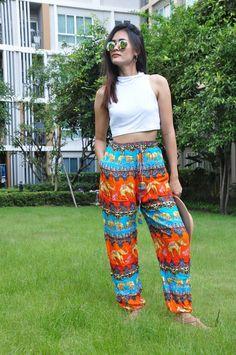 Hippie clothing Boho Pants Harem Pants Mandala print in White | Etsy   #Etsy #harempants #yogapants #womenpants #hippiepants #gypsypants #Traveler #Bohostyle #elephantpants #women #womensfashion #womenswear #womenempowerment #womenstyle #womenfashion #womens #womenwholift #fashion #fashionblogger #fashionable #fashionstyle #fashionblog #FashionAddict #fashiondiaries #fashionpost #fashionphotography #fashionlover #fashionmodel #fashiondesign #fashiondaily #fashionstylist Gypsy Pants, Hippie Pants, Boho Pants, Lounge Pants Outfit, Boho Fashion, Womens Fashion, Fashion Design, Funny Pajamas, Hippie Clothing