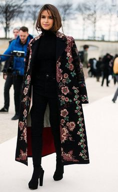 Fashion Week Inspiration Miroslava Duma New Ideas Fashion 2017, Look Fashion, Fashion Outfits, Womens Fashion, Fashion Trends, Workwear Fashion, Petite Fashion, Street Style Fashion, Fashion Fashion