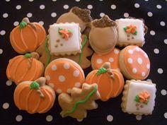 Sugar cookies Nanny LLC: Otoño