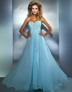 Spring 2013!!!  Beautiful for prom and great crossover for teen pageant.