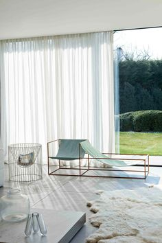 Sheer linens | By Mölle