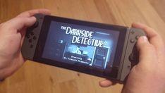 Darkside Detective switch