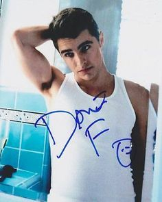 Dave Franco Autographed Signed 8X10 Photo COA 'Now You See Me'