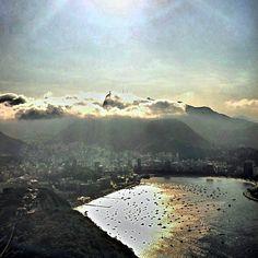Enseada de Botafogo - Rio de Janeiro (Brasil)
