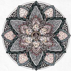 August Mandala 9 by *Artwyrd on deviantART