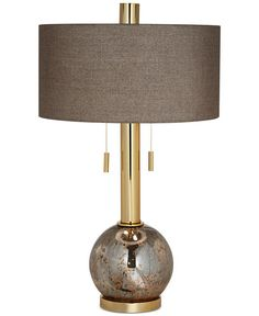 Pacific Coast Empress Antique Mercury Table Lamp - Lighting & Lamps - For The Home - Macy's