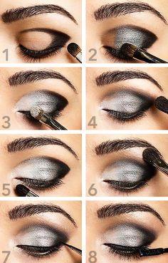 Výsledek obrázku pro líčení modrých očí