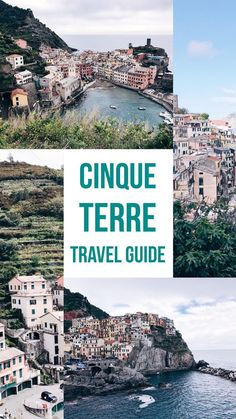 Cinque Terre seems to be on everyone's travel list - and for good reason. Here's a quick travel guide for Cinque Terre, some things we thought would be helpful to know before you go.