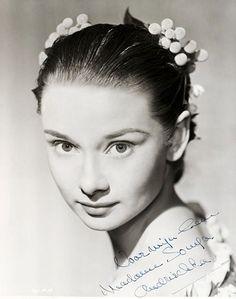 Very Young Audrey Hepburn