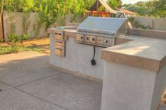 Who wants to mess with changing propane tanks?! This BBQ island has a side burner and is plumbed to natural gas! Grill all year round with no effort- except for waiting for for the food to cook. Go ahead, have a cocktail! Call list agent, Camille Swanson, at 602-810-1750 for details.