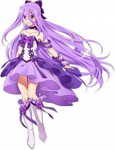 Shuffle! Precure, Pretty Cure Fan Series Crown Joker