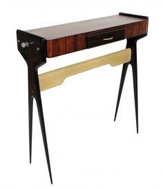 50's Italian Console Table