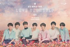 bts love yourself: tear world tour