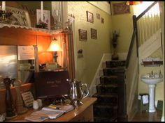 La Maison Vinot Restaurant, Restaurants, Dining Room