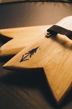 Surfing hand planes