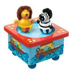 Caja de música Noah's Ark de Orange Tree Toys