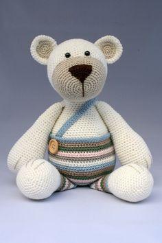 Pattern Bear Bram
