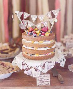 """Свадебные торты : стиль """"Прованс"""" фото : 26 идей 2017 года на Невеста.info"""