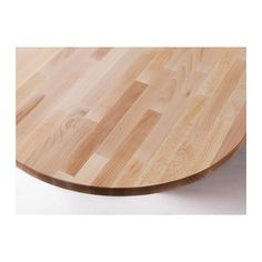 GERTON Table top IKEA Solid wood is a durable natural material. Pre-drilled leg holes for easy assembly.