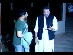 Sanjay Dutt spotted completely drunk along with old friend Shekhar Suman.    Click here to see the full video > https://youtu.be/X2osg2IDtSE    #sanjaydutt #shekharsuman #bollywood #bollywoodnews #bollywoodnewsvilla