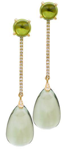 Goshwara Drop Earrings at London Jewelers!