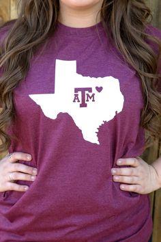 I Love Texas Aggies  Texas A&M University  by DeepNTheHeartODisney