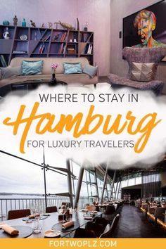 Deciding on where to stay in Hamburg? Check out this post to help you pick the best area to stay in Hamburg and the best place to stay near city centre! Europe Destinations, Europe Travel Tips, European Travel, Travel Guides, Europe Budget, Travel Hacks, Travel Packing, Travel Advice, Solo Travel