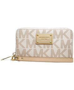 7643ba1b3cce michael kors wristlet wallet on sale promo codes for macy s purses ...