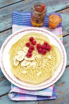 Yemeni Pancakes from Jamie Oliver's Great Britain by Jamie Oliver