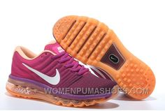 Nike Air Max 2017 Womens Running Shoes Purple Orange have a high quaity with memorable meaning.Nike Air Max 2017 Women awesome appearance well tells the spirit of sports and Isaac's love for sports. Nike Kids Shoes, Jordan Shoes For Kids, Nike Basketball Shoes, Nike Air Max For Women, Nike Women, Nike Cortez Leather, Nike Air Max 2017, Nike Michael Jordan, Discount Nike Shoes