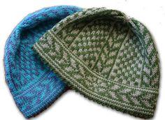 Wintergarden Hat Knitting Kit