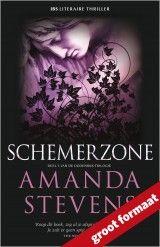IBS Thriller - Amanda Stevens - Schemerzone #harlequin #ibsthriller #amandastevens #dodenrijk #boeken