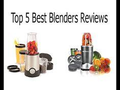 Top Five Best Rated Blenders Review 2016 | Best Food Blender Reviews