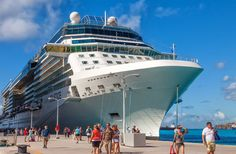 Cruises have gained popularity over time for their all-inclusive affordable package deals with the added bonus of island hopping.