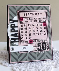 Journal It - Pocket Calendar, Birthday Sentiments, Stitched Circle STAX Die-namics, Insert It - 3x4 Insert Die-namics, Accent It - Celebrate Die-namics, Lead the Way Die-namics,Little Numbers Die-namics, On the Diagonal Stencil - Melody Rupple #mftstamps #birthday