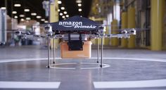 Amazon to Test Same-Day Delivery Drones in Cambridge | Computer Hardware Reviews - ThinkComputers.org
