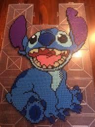 Image result for perler beads disney stitch