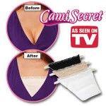 Cami Secret Kemben Pelindung Murah.  Aksesoris penutup belahan Bra gaya baru yang terlihat seperti Kemben atau camisole. **Selengkapnya: http://c-cantik.me/wqbf **Order Cepat: http://m.me/cantikacantik.id  KONTAK KAMI DI - PIN BBM 2A8FB6B4 - SMS / WA 081220616123 Untuk Fast Response