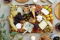 Les indispensables d'un pique-nique chic fromage