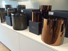 Prestige Riva.  Copper.  Silver.  Carbonne.  Info@52weeks.be www.52weeks.be
