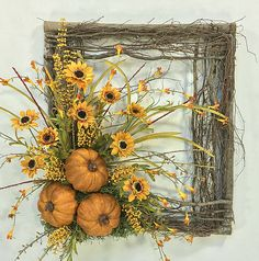Crooked Tree Creations | Fall Floral Decor, Wreaths, Arrangements