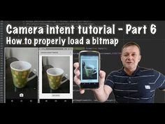 How to create an android camera app using intents - Part 6 Android Camera, App Development, Phone, Display, Storage, Floor Space, Purse Storage, Telephone, Billboard
