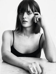 Sam Rollinson by Marcus Ohlsson for Harper's Bazaar Germany December/January 2015/2016