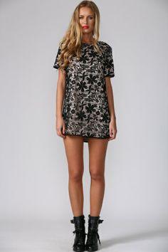 Ariana Dress Black