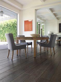 Bergamo Graphite - Engineered Wood