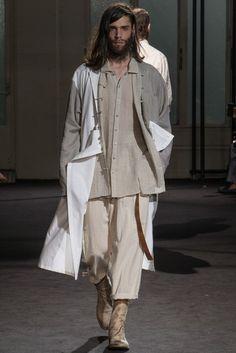 Yohji Yamamoto, Look #8