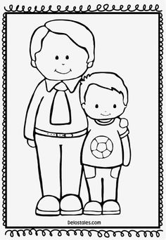 tareitas: PARA PAPÁ Kids Fathers Day Crafts, Fathers Day Cards, Bride And Groom Cartoon, Homemade Baby Toys, Toddler Learning Activities, Kindergarten Crafts, Father's Day Diy, Kids Reading, Day Care